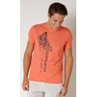 Donzi SoftStyle Orange T-Shirt
